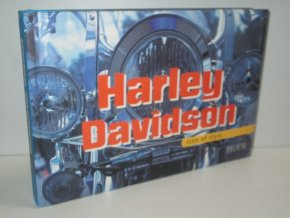 Harley Davidson:Icon of style