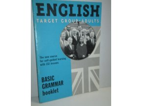 English Target Group:Adults-Basic Grammar booklet