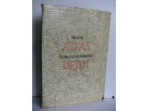 Školní atlas československých dějin