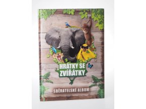 Hrátky se zvířátky:sběratelské album