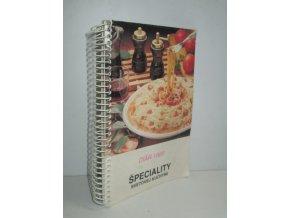 Špeciality svetovej kuchyne