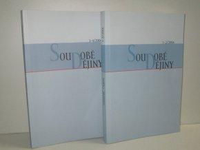Soudobé dějiny 1-4/2006 (2sv)