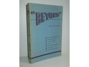 Beyond : A Continuation of The Seekers : Further Talks by