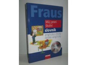 Můj první školní slovník : anglicko-český, česko-anglický + CD