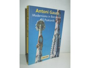 Antoni Gaudí :Modernismo in Barcelona 30 Postcards