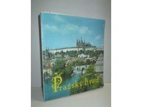 Pražský hrad: soubor 27 barevných listů