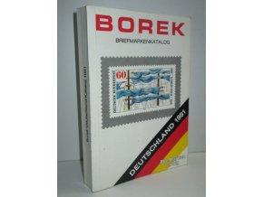 Borek briefmarken-katalog Deutschland