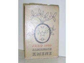 Almanach Kmene : jaro 1937