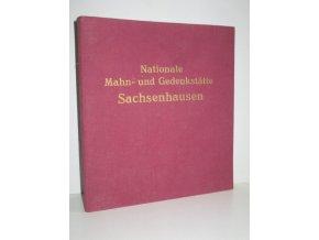 Nationale Mahn - und Gedenkstätte Sachsenhausen