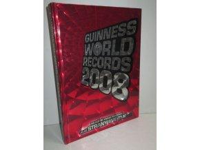 Guinness world records 2008 : Guinnessovy světové rekordy