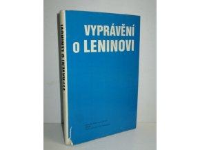 Vyprávění o Leninovi