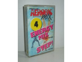 Aerobic Professional Mix 4: Energy Mix + Step