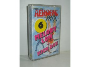 Aerobic Professional Mix 6: Melody Low + Kick Box