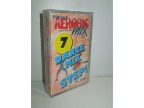 Aerobic Professional Mix 7: Dance Low + Step!