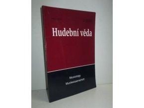 Hudební věda,Musicology,Musikwissenschaft: ročník XLIII čís.2
