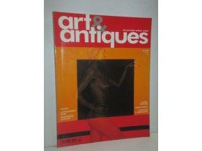 časopis Art & Antiques:Váš průvodce světem uměním-čís.říjen