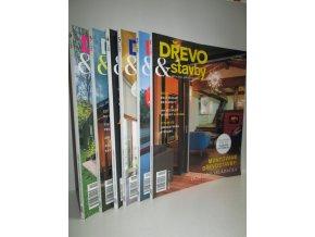 časopis Dřevo&stavby  čís.1-6