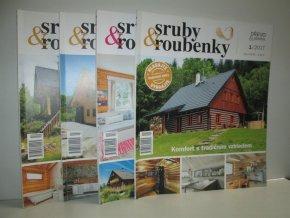 časopis Sruby&roubenky  čís.1-4