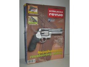 Střelecká revue,ročník 39,čís.1-12 (2007)