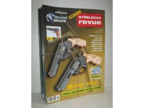 Střelecká revue,ročník 38,čís.1-12 (2006)