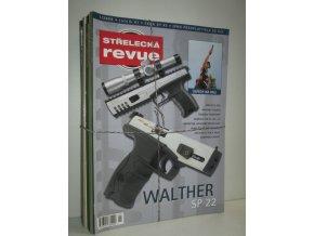 Střelecká revue,ročník 41,čís.1-12 (2009)