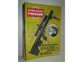 Střelecká revue,ročník 44,čís.1-12 (2012)