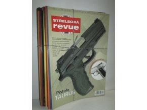 Střelecká revue,ročník 43,čís.1-12 (2011)