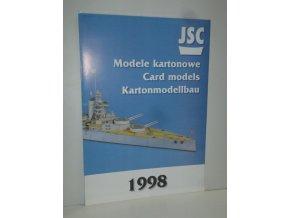 Modele kartonowe Card models