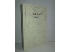 Generace 35-45 Sborník