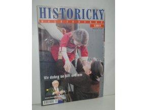 Historický kaleidoskop číslo 1
