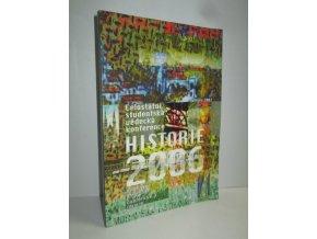 Celostátní studentská vědecká konference Historie 2006