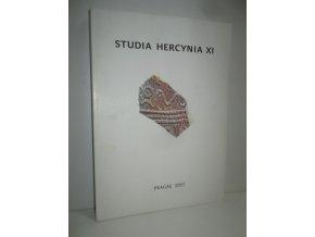 Studia Hercynia XI