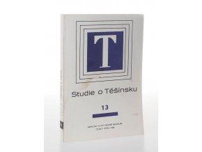 Studie o Těšínsku 13