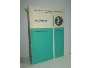 Košíková pro trenéry IV. třídy