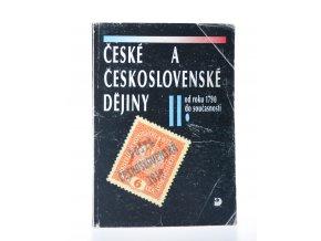 České a československé dějiny : učební text pro výuku dějepisu na středních školách. Díl 2, Od roku 1790 do současnosti