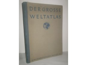 Der Grosse Weltatlas (1940)