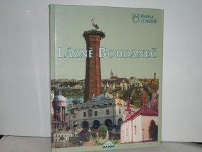 Kniha o městě Lázně Bohdaneč