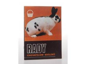 Rady chovatelům králíků