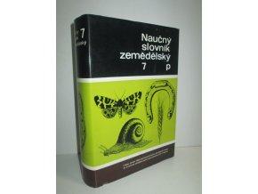 Naučný slovník zemědělský. 7, p