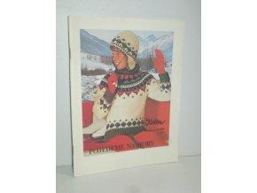Pojedeme na hory:pletení