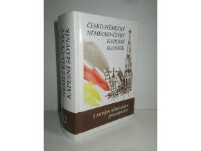 Německo-český, česko-německý slovník : s novým německým pravopisem