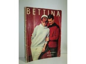 Bettina wir stricken tricotons...