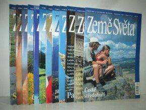 Země světa: Zeměpisný a cestopisný měsíčník  (12 ks.) (2003)