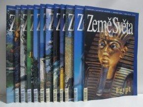 Země světa: Zeměpisný a cestopisný měsíčník  (12 ks.) (2004)