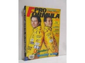 Pro Formula:Magazín o světě F1 číslo 5