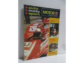 Auto-moto sport:Motor - příloha Motoristické současnosti