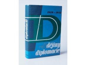 Dějiny diplomacie 1939-1945