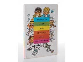 O letadélku Káněti : veselé příhody pekelských dětí a jejich psa s malým letadlem : pro čtenáře od 6 let (1990)