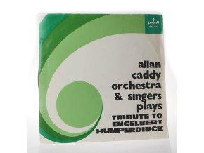 Allan Caddy orchestra a singers plays - Tribute to Engelbert Humperdinck