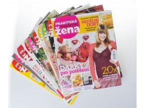 Praktická moderní žena: rok 2007, 11 ks